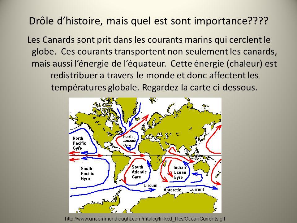 Latmosphère au-dessus des courants océanique Les courants marins influence la température de lair qui passes au-dessus deux.