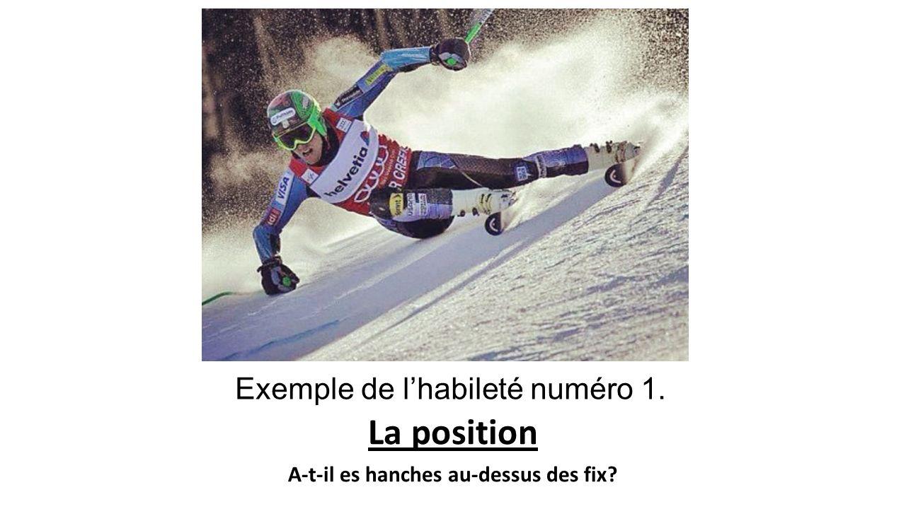 Répartition du temps sur neige U16 et U18 Répartition du temps sur neige : 20% ski libre, 20% éducatifs en ski libre.