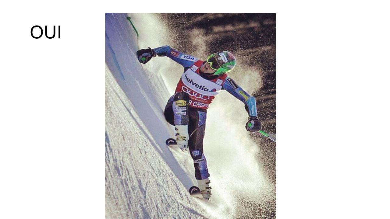 Programme U8 Apprendre à Glisser, les techniques de bases Objectifs techniques À 6 ans: Skieur parallèle.