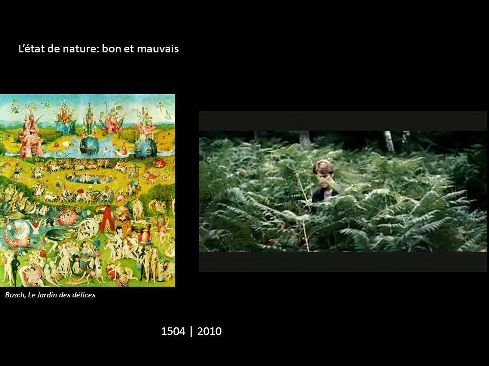 1504 | 2010 Létat de nature: bon et mauvais Bosch, Le Jardin des délices