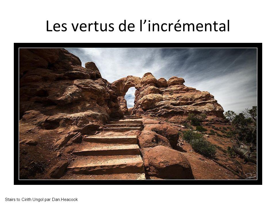 Les vertus de lincrémental Stairs to Cirith Ungol par Dan.Heacock
