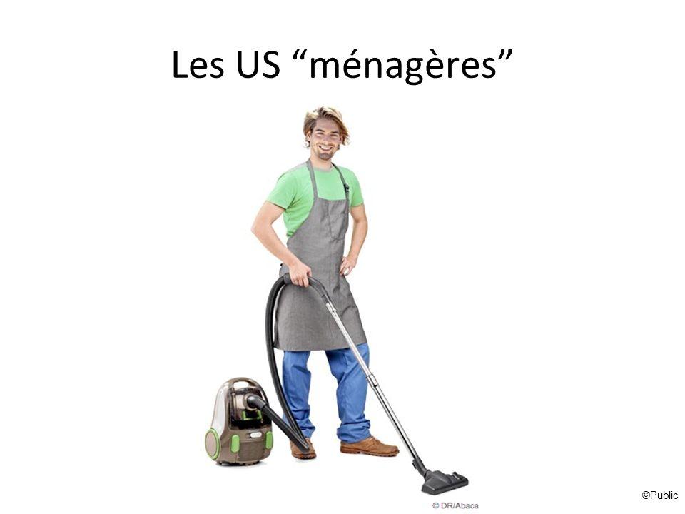 Les US ménagères ©Public