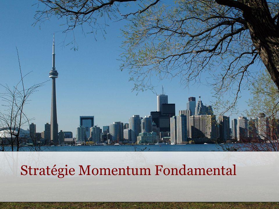 Stratégie Momentum Fondamental