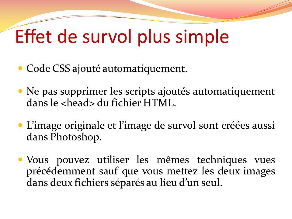 Code CSS ajouté automatiquement.