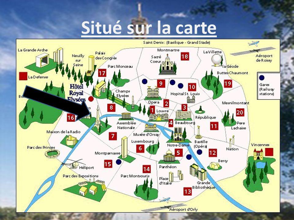 Un hotel au nom de Eiffel Seine
