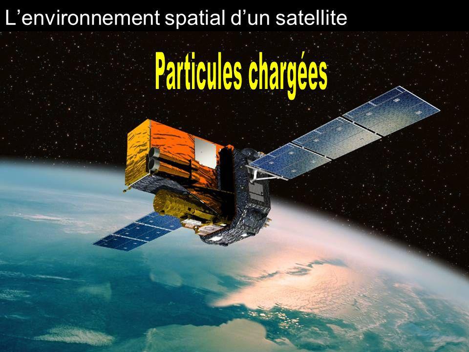 Lenvironnement spatial dun satellite