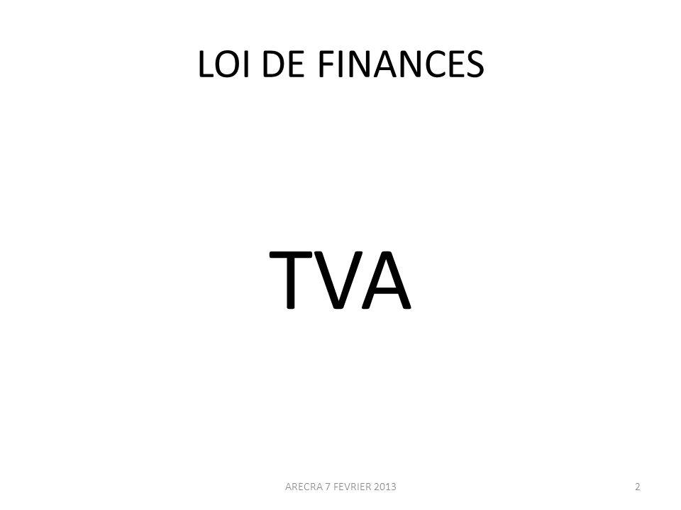 TVA LE RELEVEMENT DU TAUX DE TVA DE 19.60 % à 21.20 % EST ABROGE AVANT MÊME SON ENTREE EN VIGUEUR (1° octobre 2012).