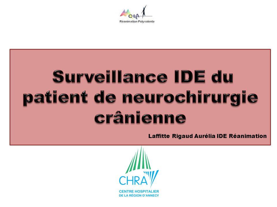 PLAN 1)La surveillance neurologique 2)La gestion des drains en neurochirurgie 3)Surveillance de la diurèse 4)Les conduites à tenir