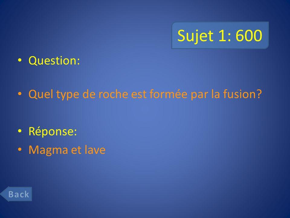 Sujet 5: 800 Question: Donne trois caractéristiques des régions maritimes.