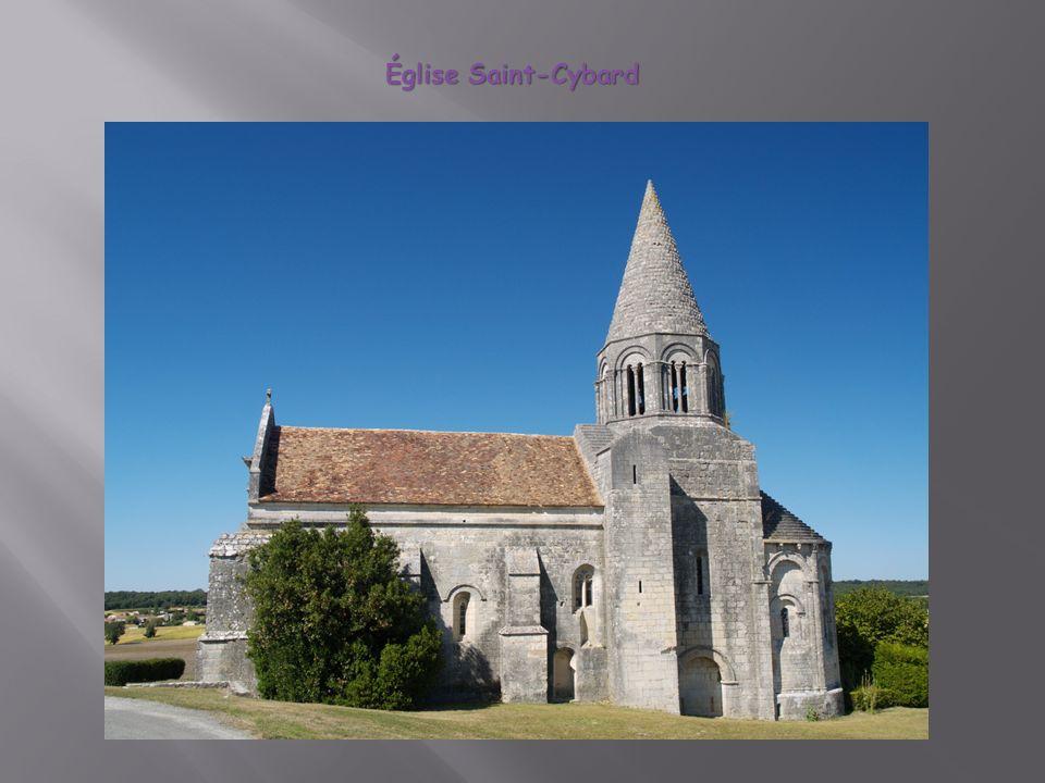 Église Saint-Cybard