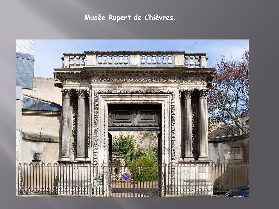 Musée Rupert de Chièvres.