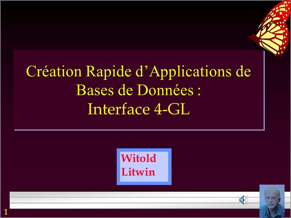 10 1 Visual Basic (pour en faire plus) l Un langage de programmation BD (appelé avant Access Basic) –pour les programmeurs d application expérimentes l complet au sens de Turing »variables, procédures, fonctions, structures de contrôle,...