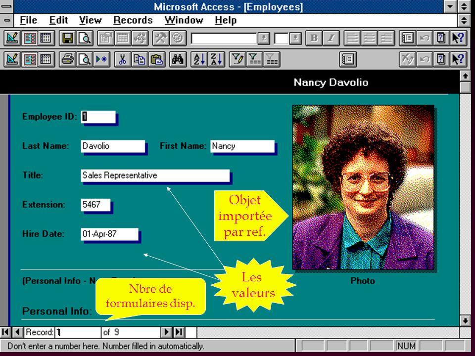 48 Démarrage : MsAccess 2007