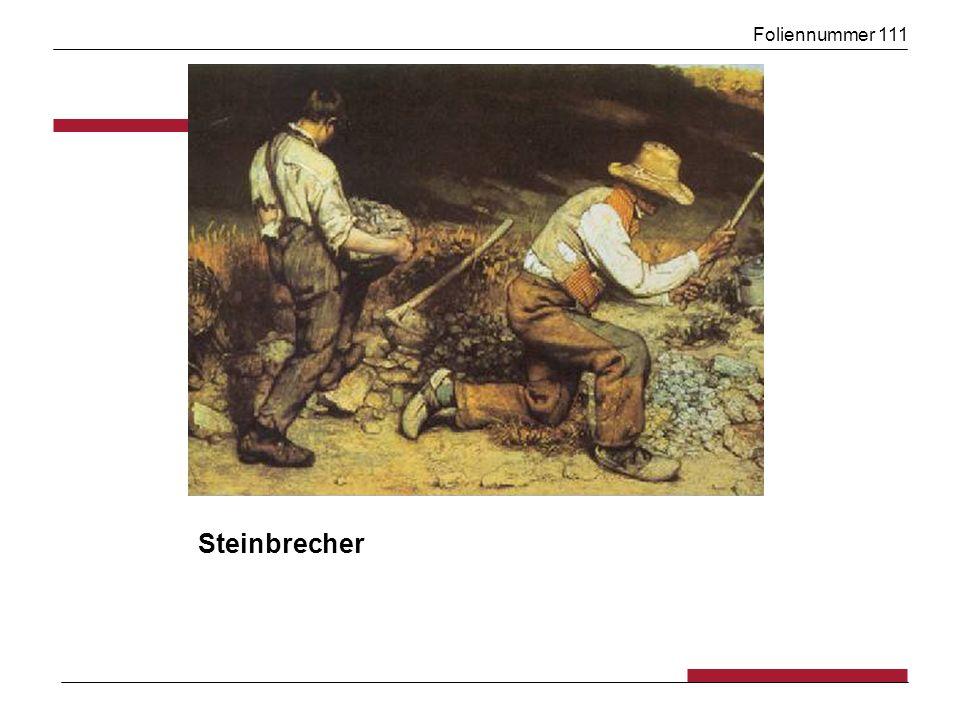 Foliennummer 111 Steinbrecher