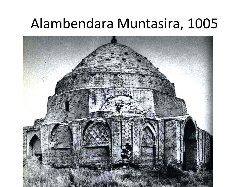 Alambendara Muntasira, 1005