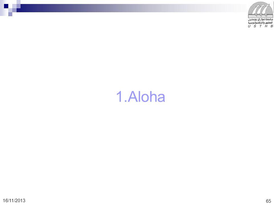 65 16/11/2013 1.Aloha