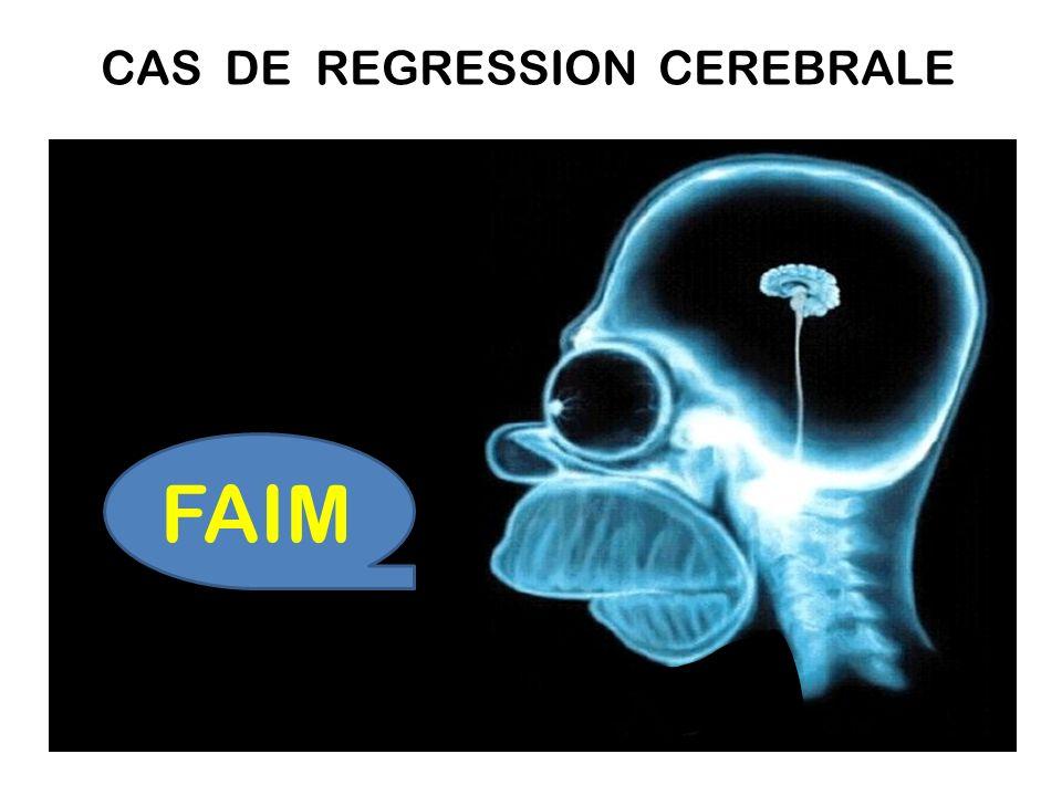 Conclusion : Dautre part il existe, dans le cerveau des centres nerveux dont dépendent les réactions émotives.