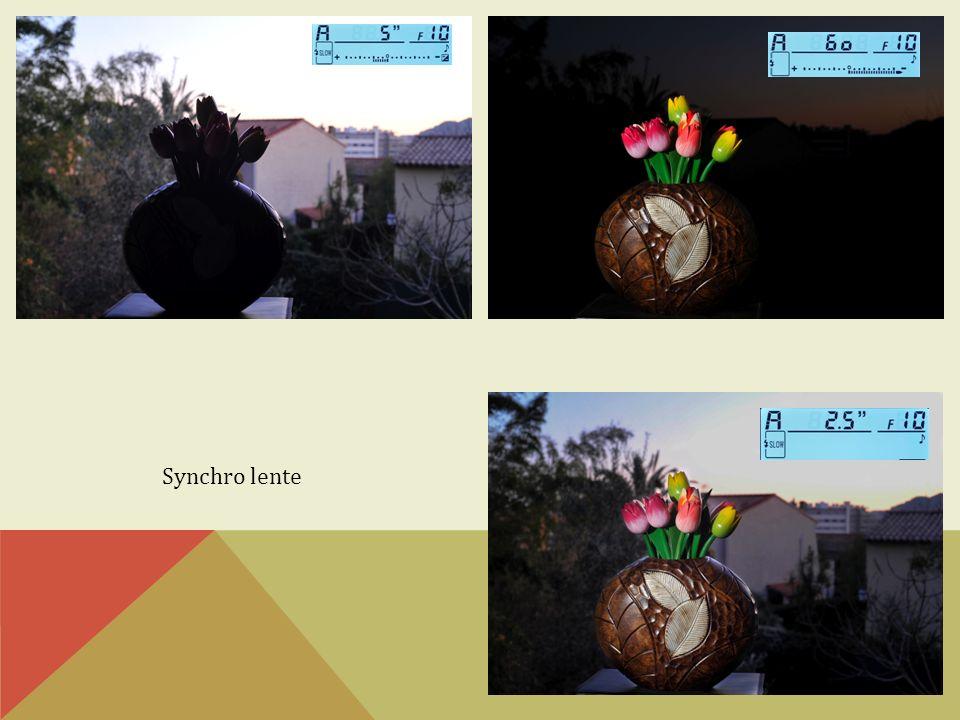 Synchro lente