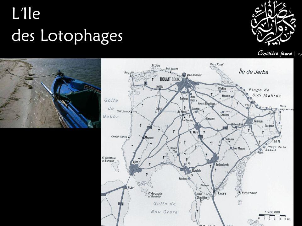 L Ile des Lotophages