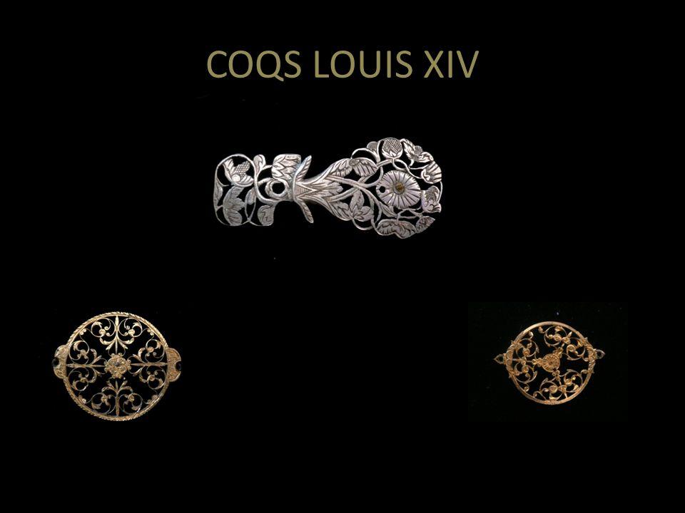 COQS LOUIS XIV