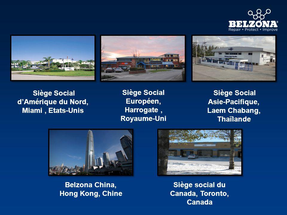Belzona protège des sphères de GNL