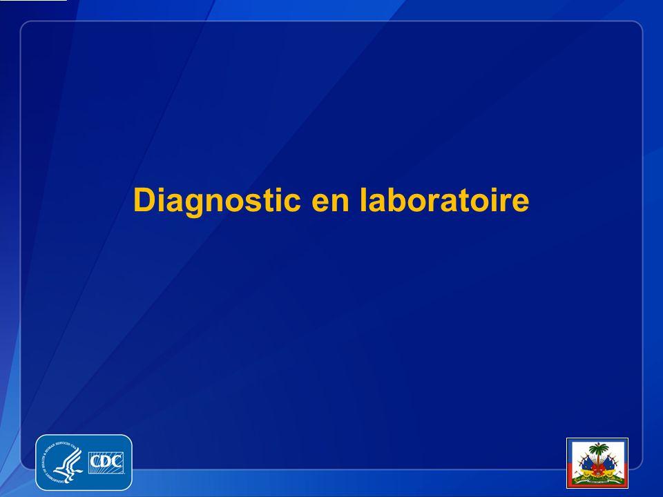Diagnostic en laboratoire