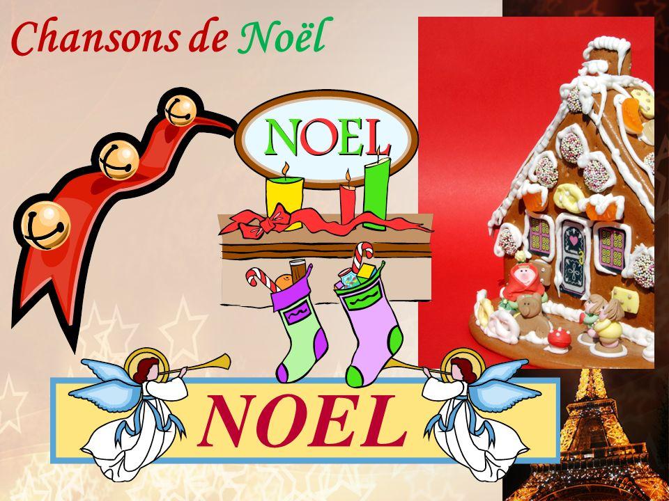 français 2 le 30 novembre 2012 ActivitéClasseur Chansons de Noël I.Finissons : Note de Classe – Les verbes au présent (Feuille) (94) Act/Dev 24 II.