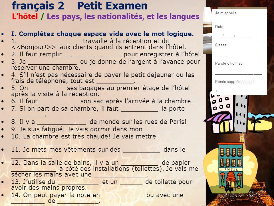 La Belgique A.Faits Divers: LANGUES: On parle français, néerlandais, et allemand.