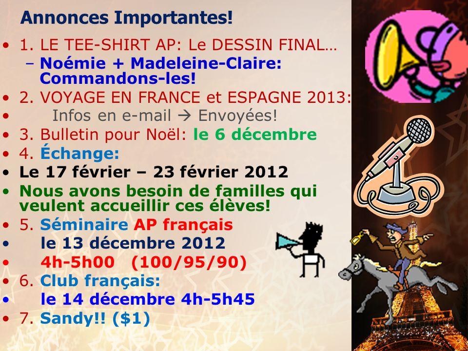 français 5H/AP Les misérables : Passé Composé/Imparfait/Plus-que-parfait (JEU!) p.