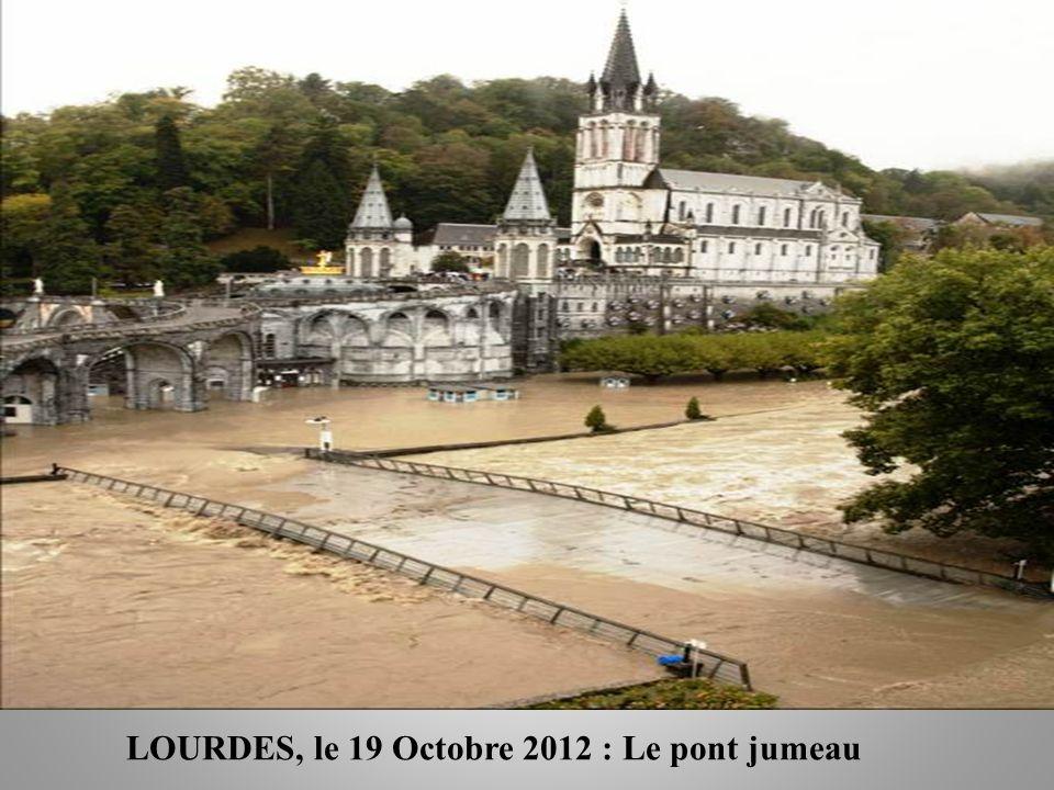 LOURDES le 19 Octobre 2012 La GROTTE de plus près