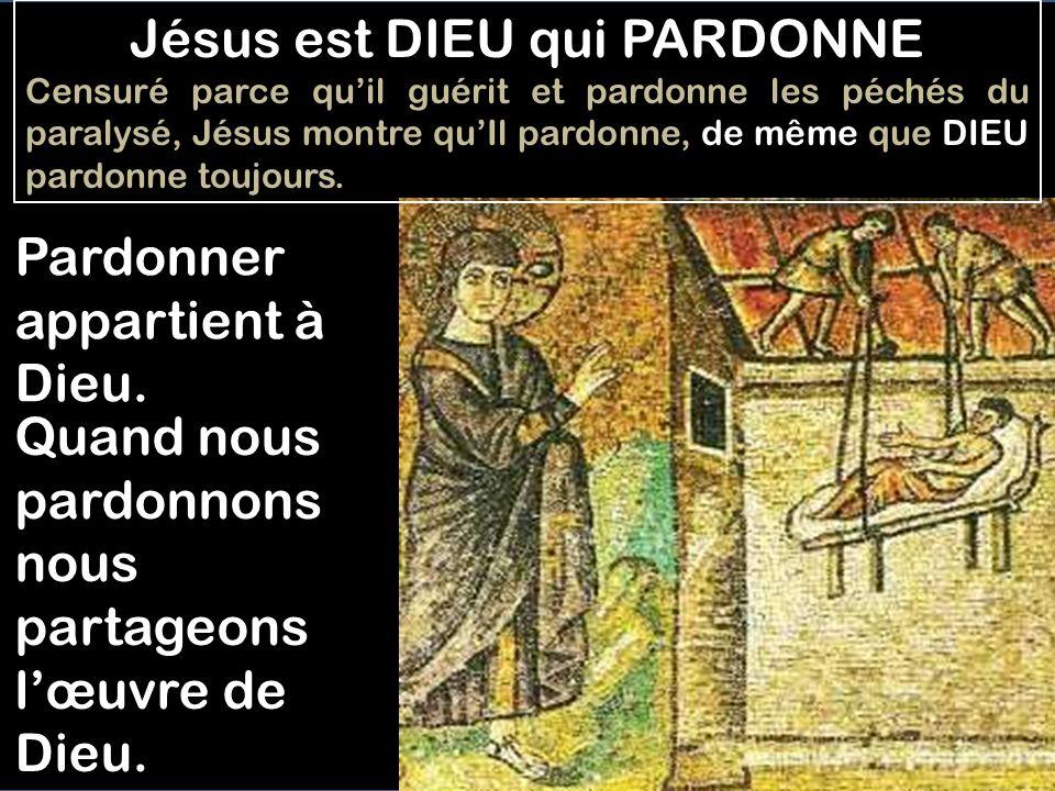 DISCUSSIONS QUI RÉVELENT JÉSUS Mc 2,1 à 3,6 1 Quelques jours après, Jésus rentra à Capharnaüm et l on apprit qu il était à la maison.
