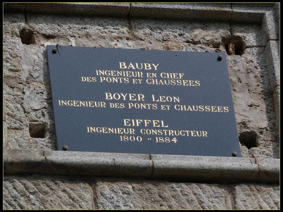 Initié par Léon Boyer, lingénieur et Gustave Eiffel, le visionnaire, Garabit est encore aujourdhui lun des plus remarquables ouvrages dart jamais cons