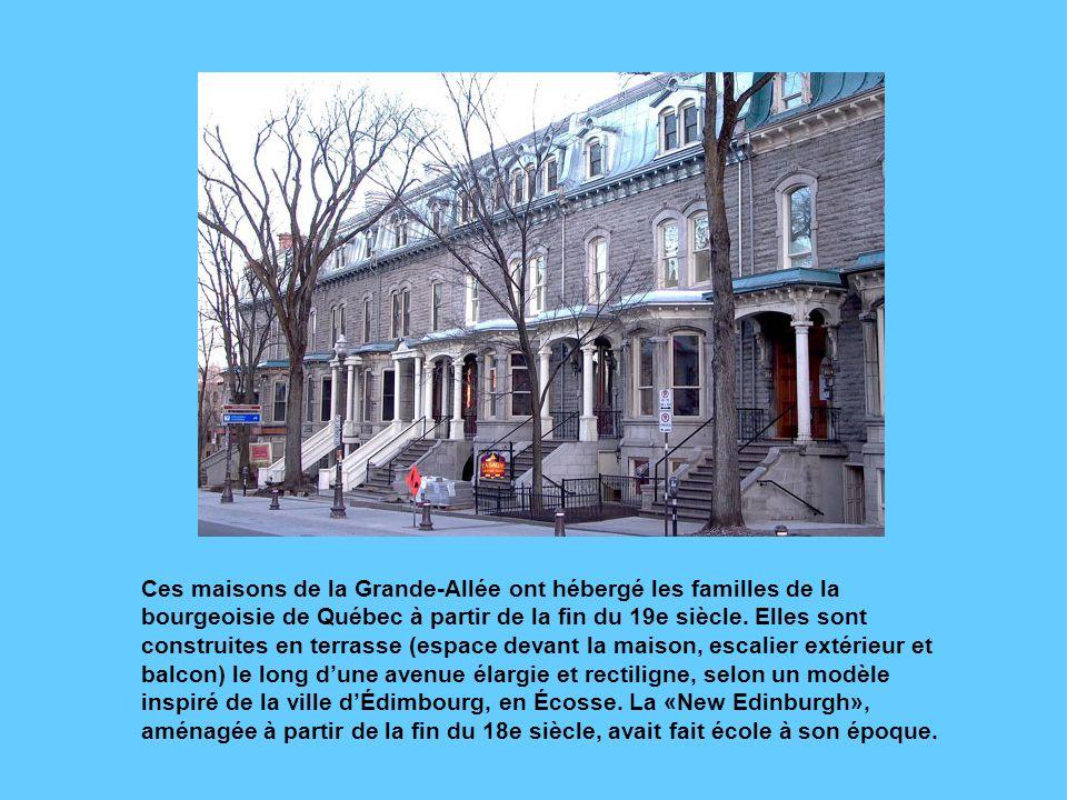 Lédifice Price, construit en 1929, domine le Vieux-Québec avec ses 18 étages et sa silhouette élancée. Il est le symbole de lactivité et du succès des