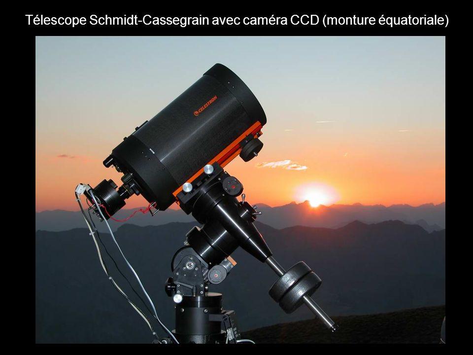 Comparatif entre la photographie traditionnelle et la photographie digitale (CCD) (Nébuleuse dOrion M42) P.76 Traditionnelle digitale (CCD)