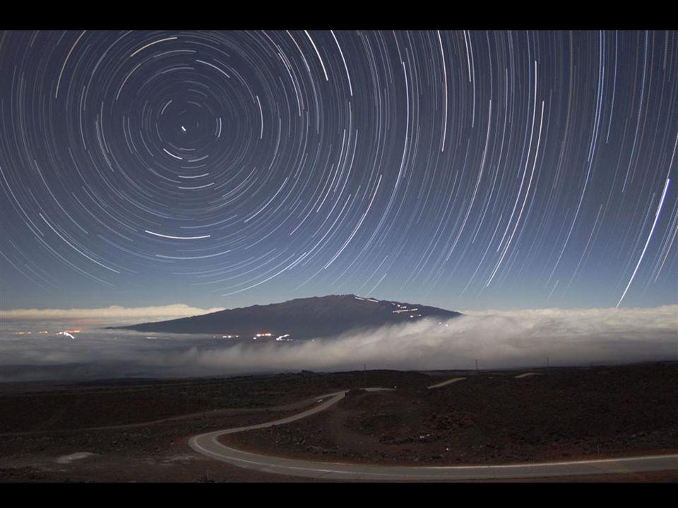 Le sommet du Mauna Kea, Hawa ï