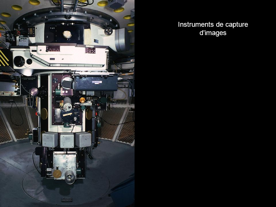 Instruments de capture dimages