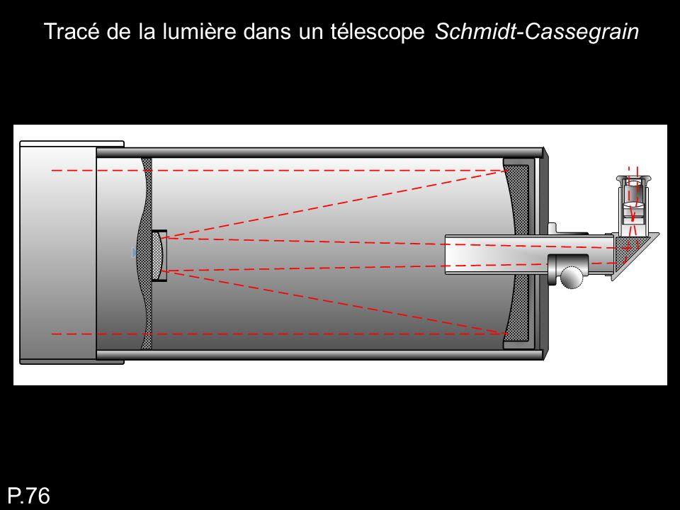 Télescope de type Newtonien P.76