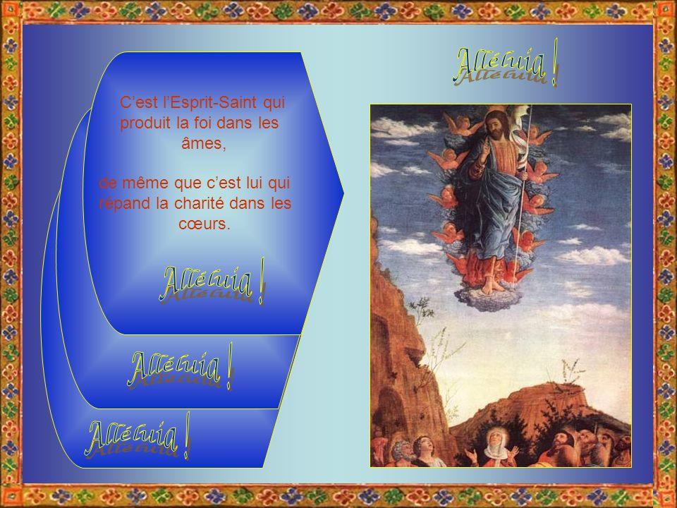 « Il est avantageux que je men aille,» dit Jésus.
