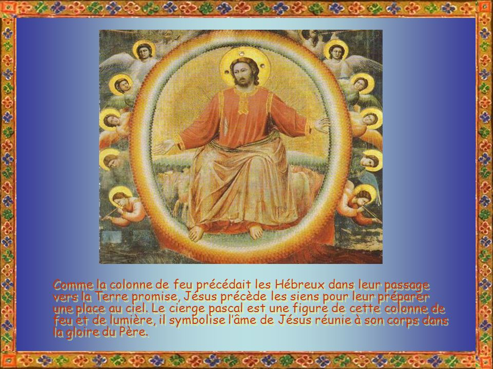 Ô Toi plus brillant que le soleil ! Envoie-nous ton Esprit- Saint, ne nous laisse pas orphelins.