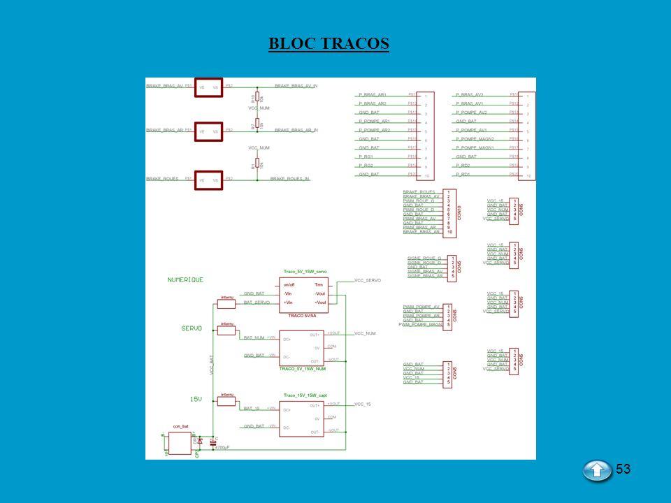 53 BLOC TRACOS