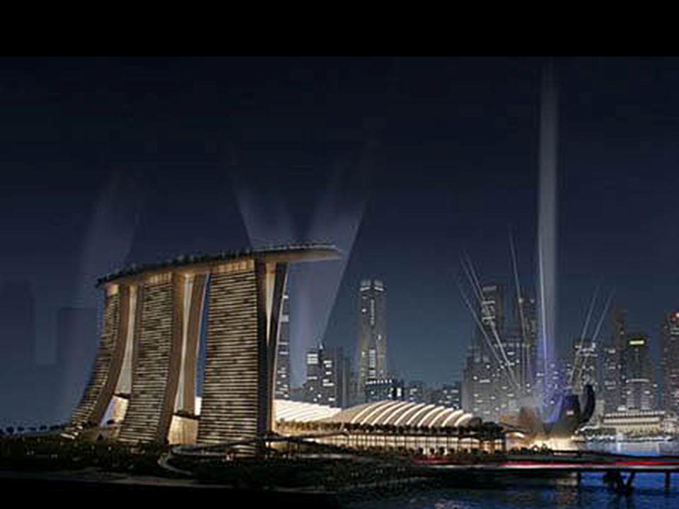 Le complexe se veut un nouveau lieu touristique. Dans le futur, d'autres bâtiments vont ouvrir à côté : des théâtres, des musées et même un