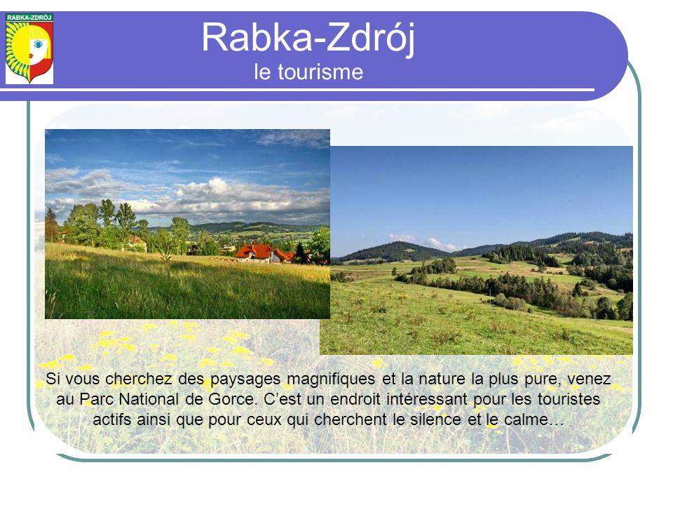 Si vous cherchez des paysages magnifiques et la nature la plus pure, venez au Parc National de Gorce.