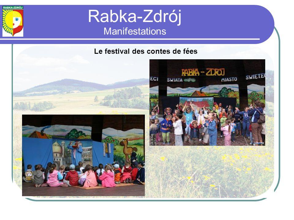 Le festival des contes de fées Rabka-Zdrój Manifestations