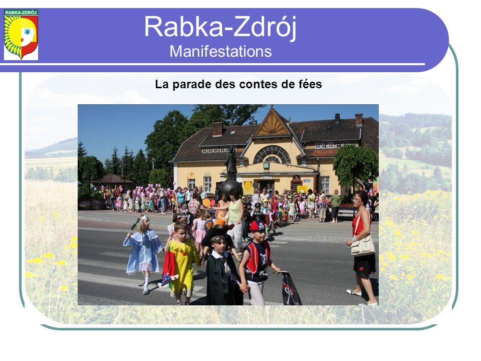 La parade des contes de fées Rabka-Zdrój Manifestations