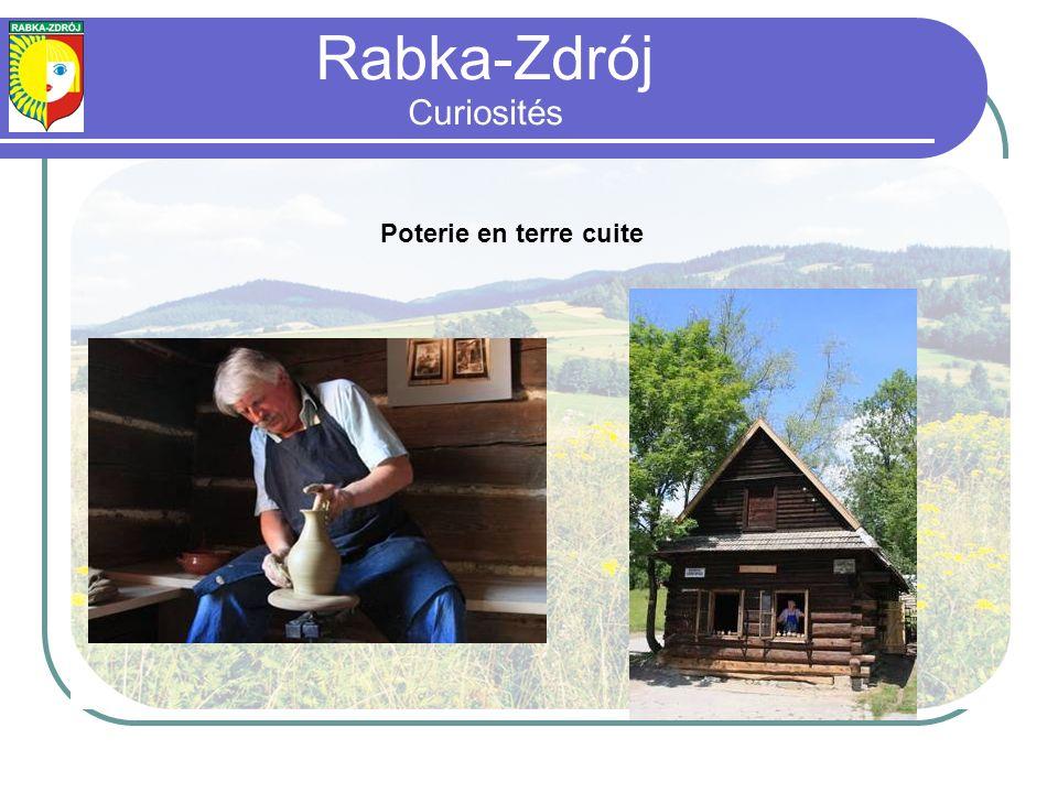 Poterie en terre cuite Rabka-Zdrój Curiosités