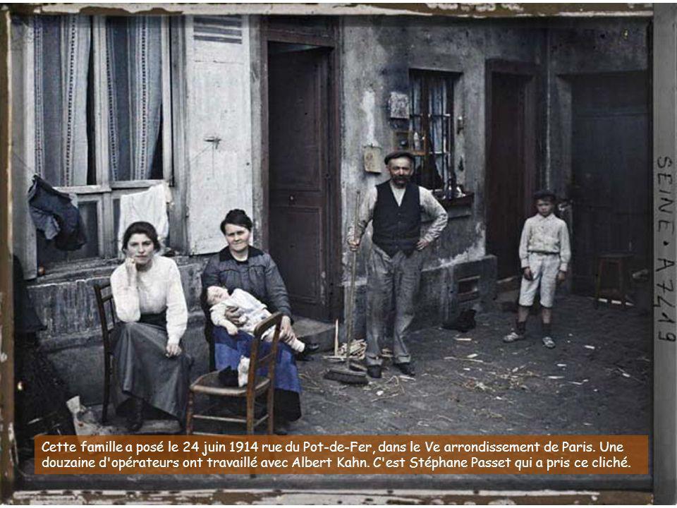 Le Grand Cinéma Plaisir au 95 rue de la Roquette. 14 mai 1918. Auguste Léon.