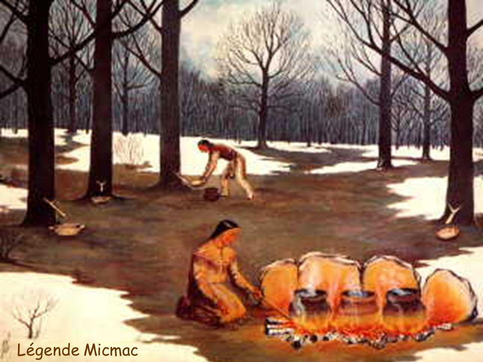 Ce sont les amérindiens qui ont découvert le sirop dérable, cest indéniable puisquil existait déjà lors de larrivée des envahisseurs blancs il y a 500