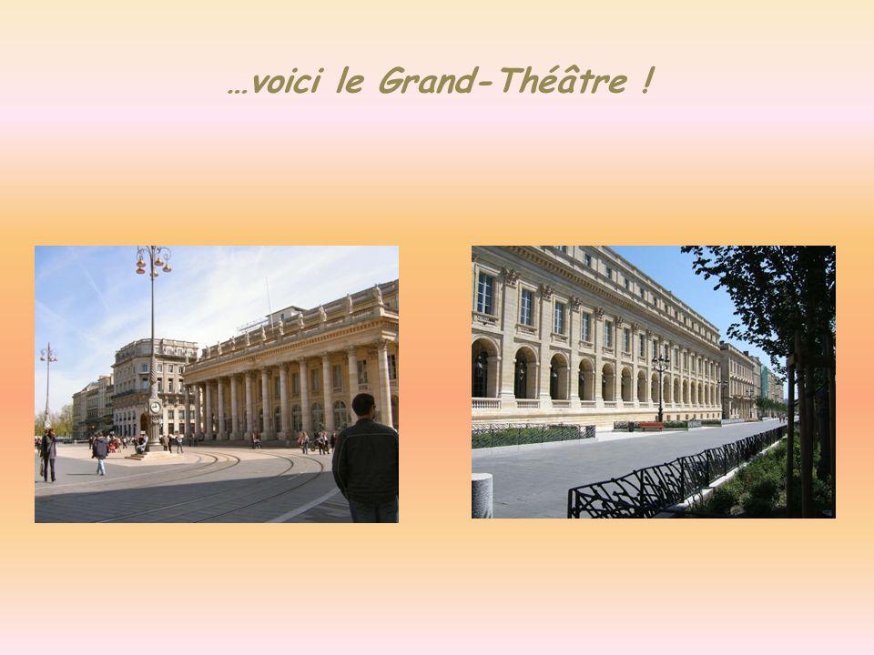 La Cathédrale Saint-André Place Pey-Berland : prenons le tramway, remontons la Rue Vital-Carles, descendons le Cours de lIntendance, et …