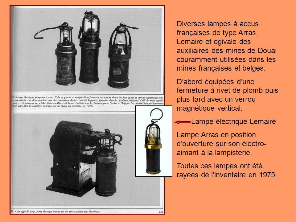Collection Josy Lampe à main électrique Arras 1920/30