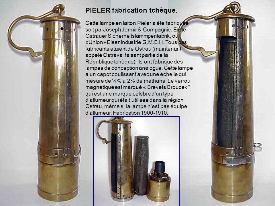 Early Friemann & Wolf lampe Pieler, serial no.80643.